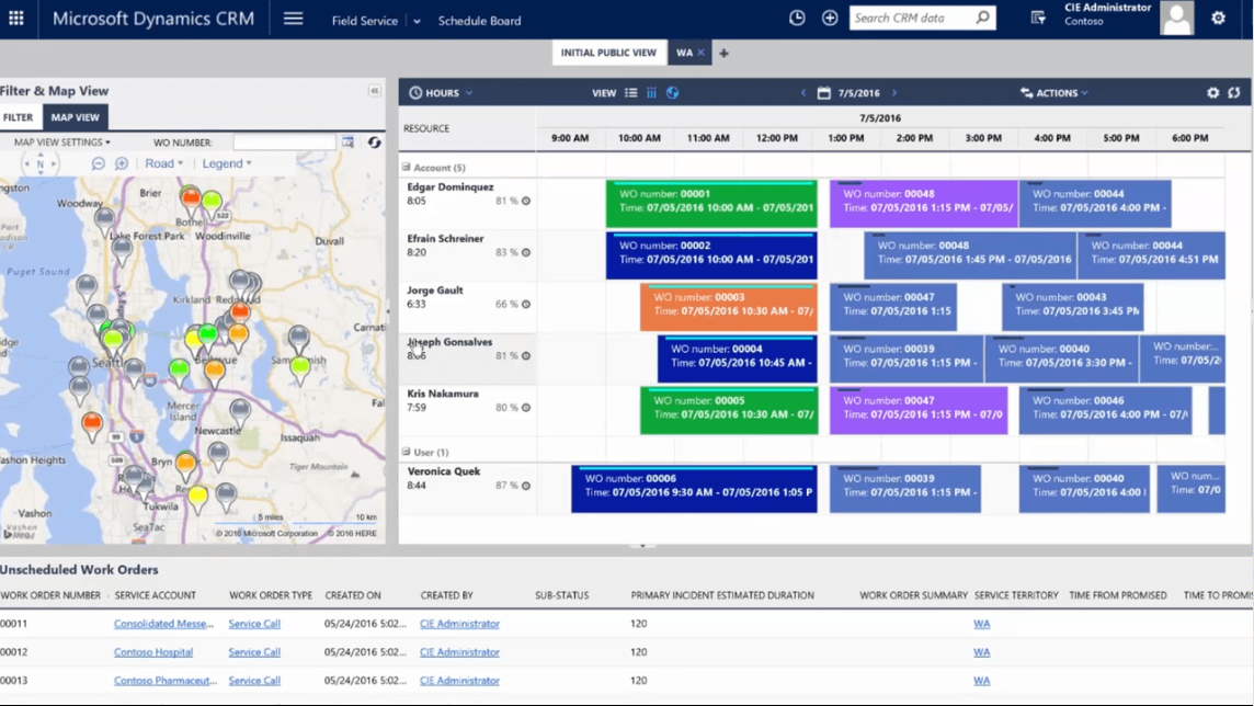 How to use the CRM modules in Dynamics 365-Screenshot 5