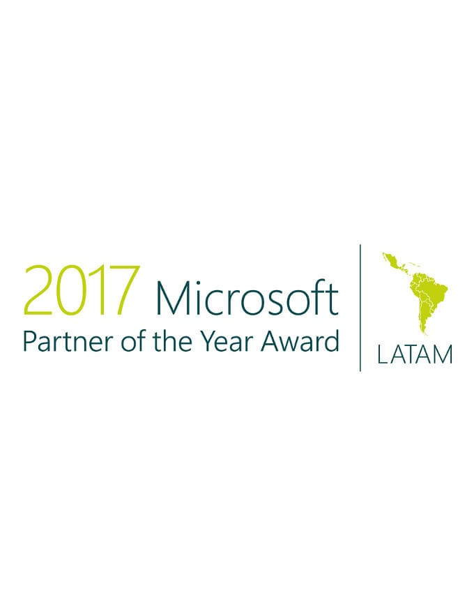 2017-Partner of the year-LATAM