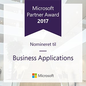 AlfaPeople Nordic Nominated For Partner of the Year