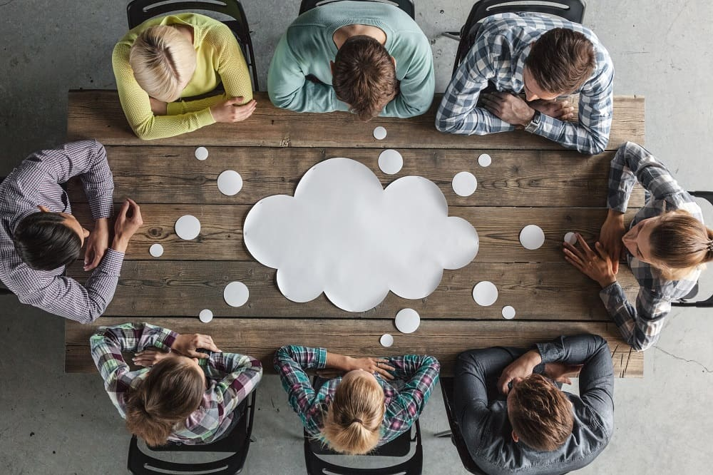 Up in the Cloud - Ensure Your Future