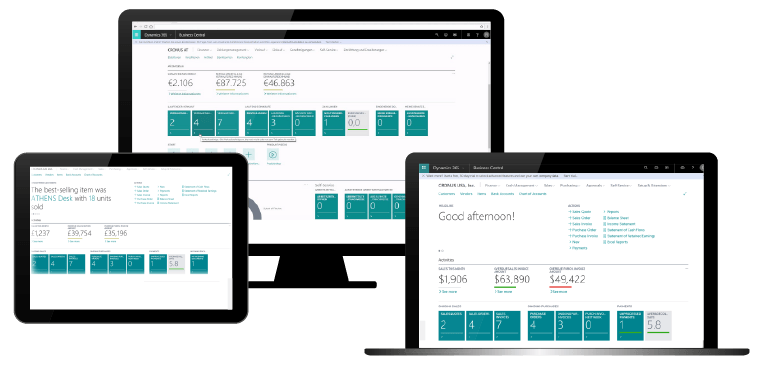 Microsoft Dynamics 365 for Finance and Operations Overview